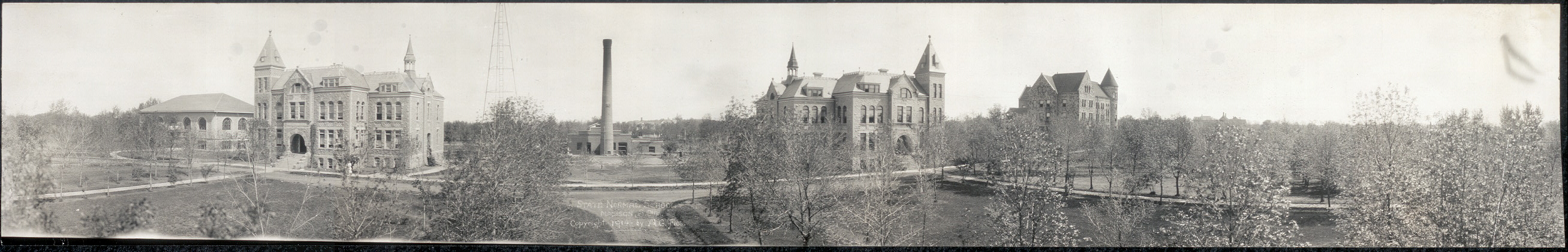 State Normal School, Madison, S. Dak.
