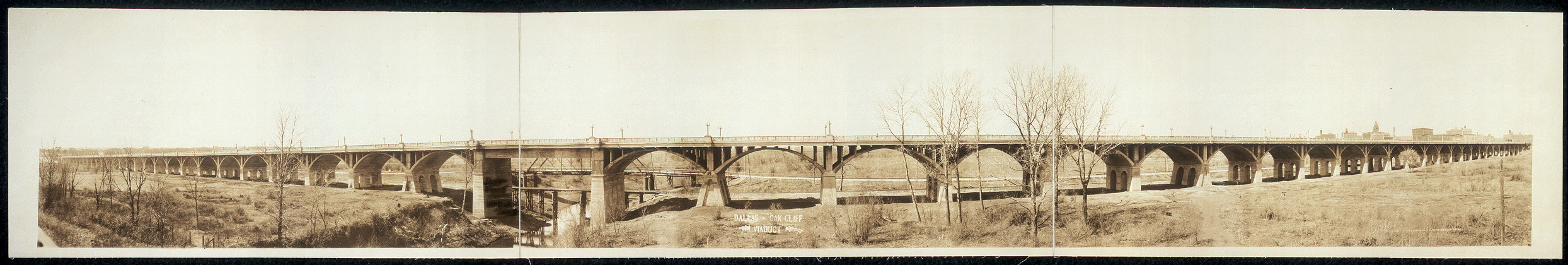 Dallas - Oak Cliff Viaduct