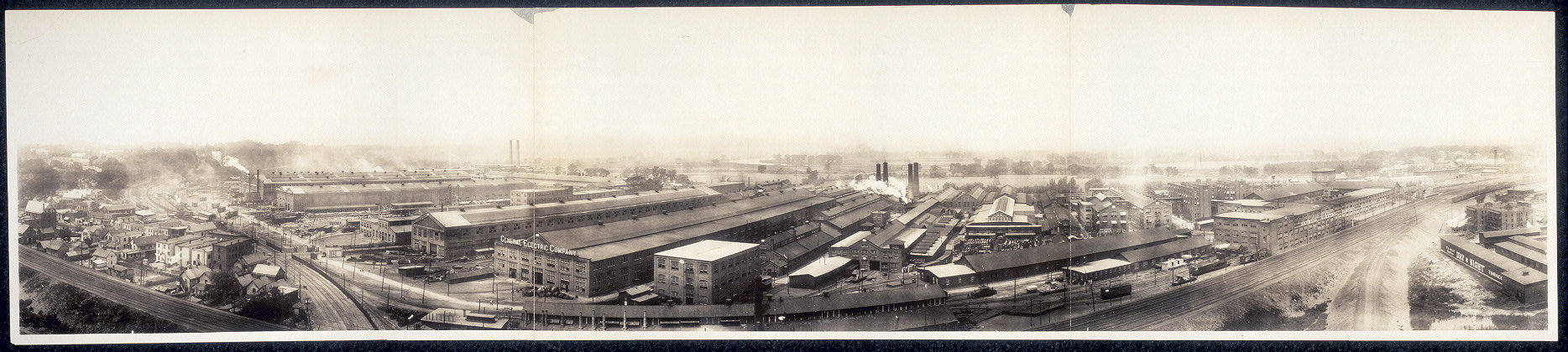 [General Electric Company, Schenectady Works]