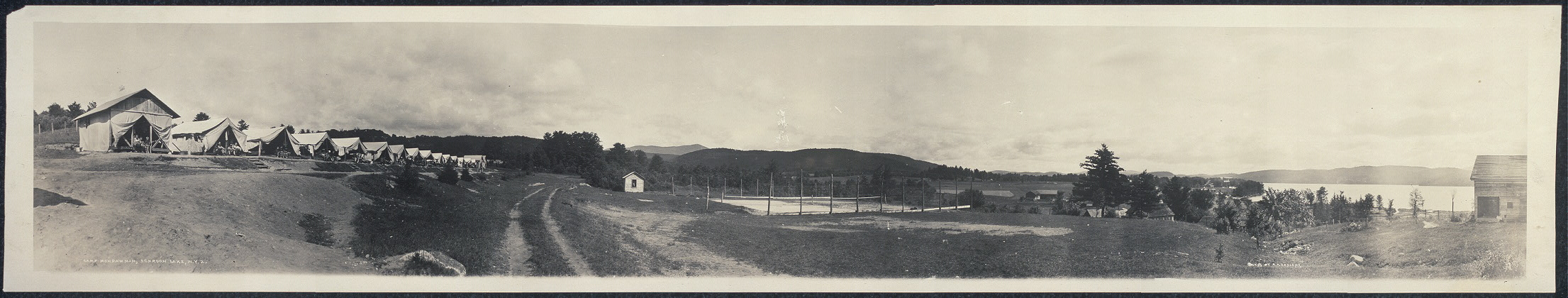 Camp Mondawmin, Schroon Lake, N.Y.