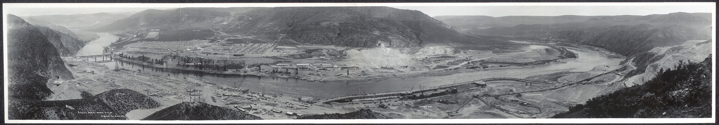 Coulee Dam, Wash., 5-8-35