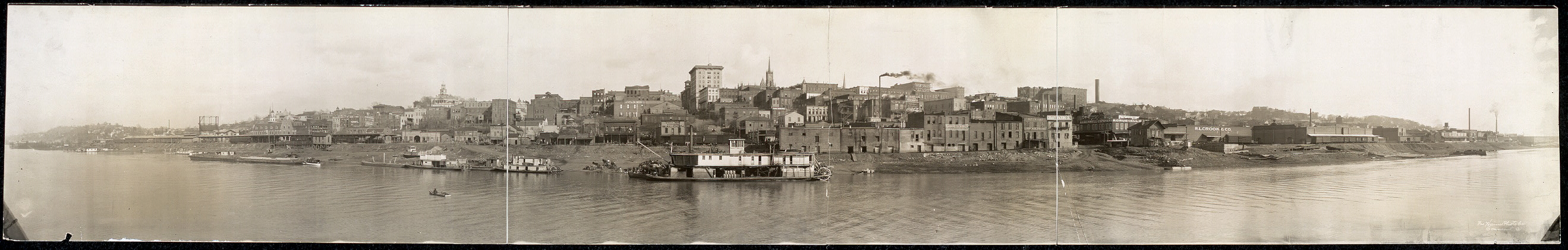 Panoram of Vicksburg, Miss.