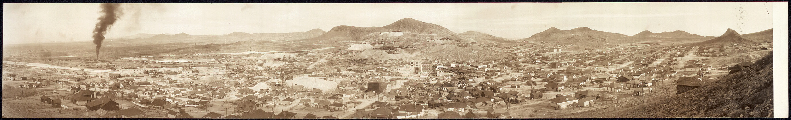[View of Tonopah, Nevada]