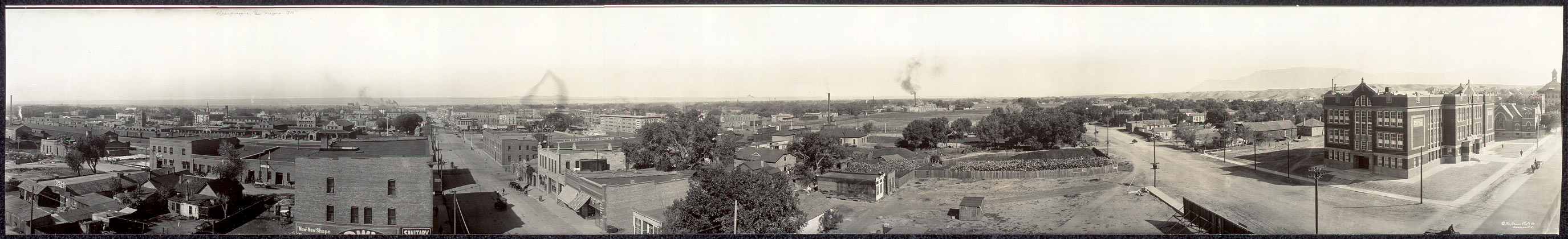 Panoram of Albuquerque, N. Mex.