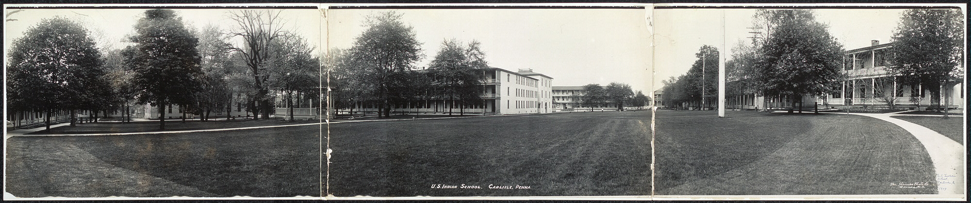 U.S. Indian School, Carlisle, Penna.