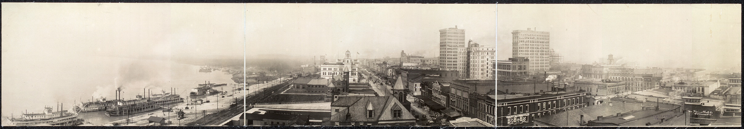 [Panoram of Memphis, Tenn.]