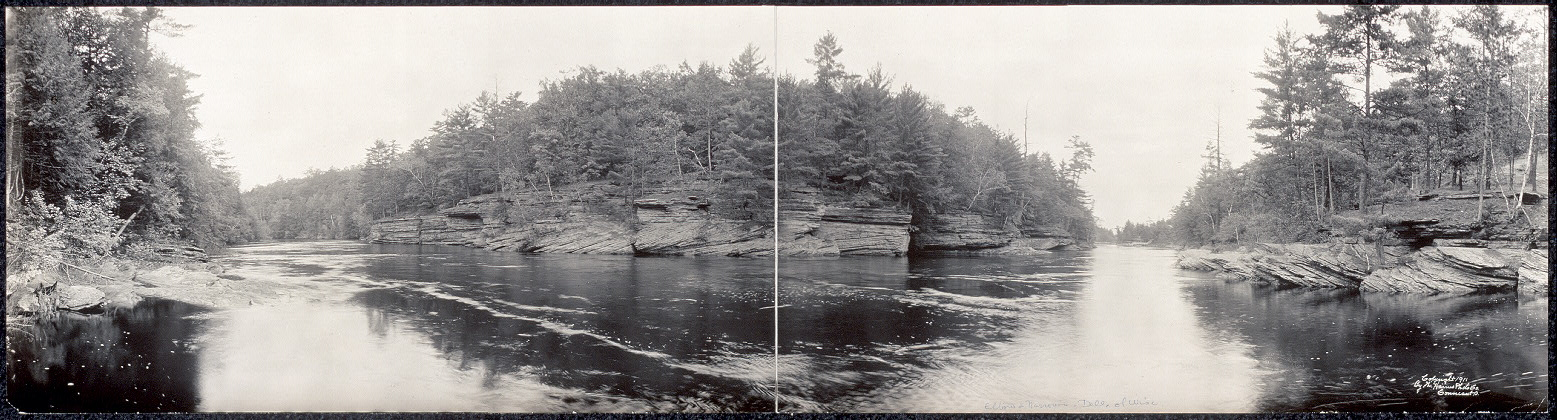 Elbow and Narrows, Dells of Wisconsin