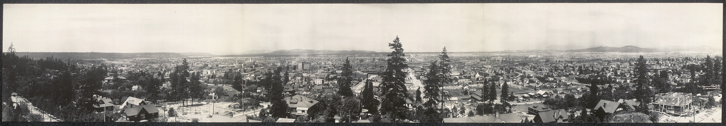 B.E. view, Spokane, Wash.