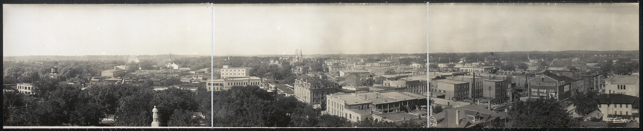 Panoramic view of Jaynesville [sic], Wis.