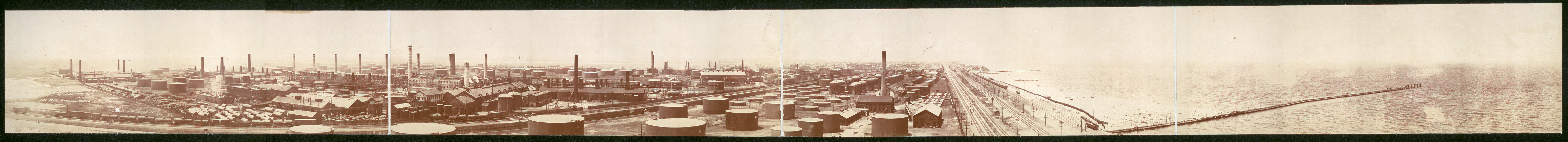 [Standard Oil Plant of Whiting, Indiana]