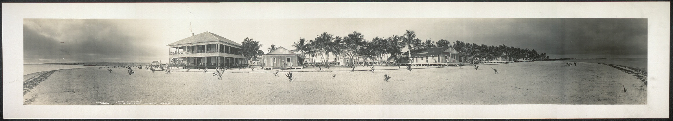 Florida East Coast Hotel Co., Long Key fishing camp