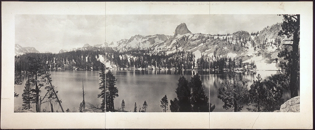 Lake George (Mammoth), Mono County, Calif. (Film No. 4, 1911)