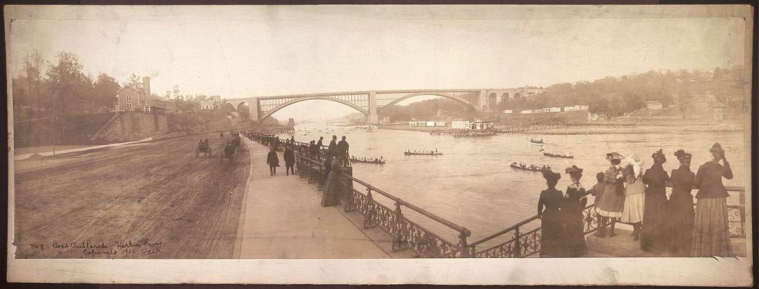 No. 8, Boat Club Parade, Harlem River