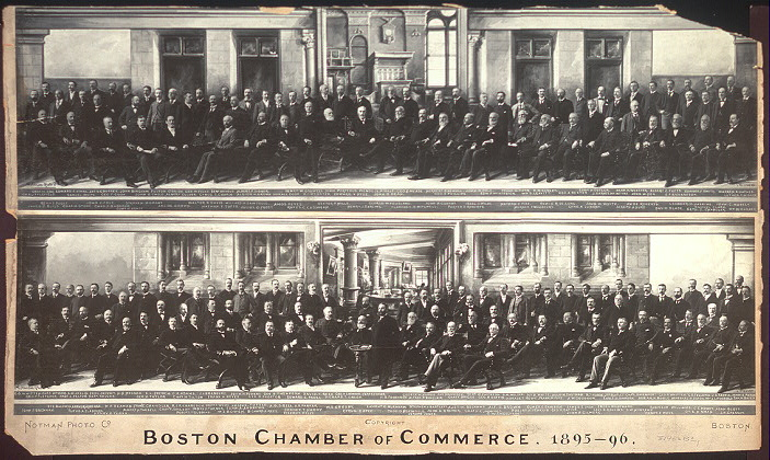 Boston Chamber of Commerce, 1895-96