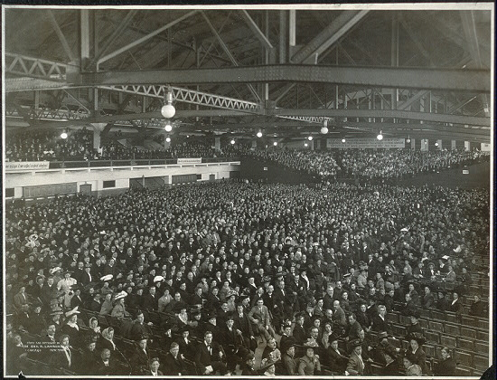 [Gypsy Smith Revival, 7th Regiment Armory, Oct. 13th, 1909]