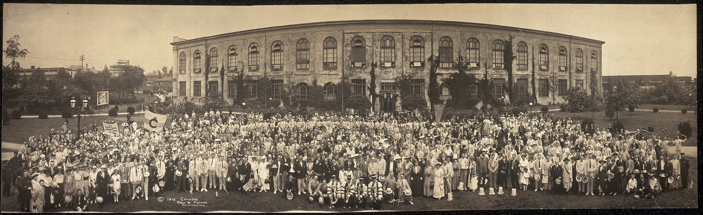 [Associated Advertising Clubs of the World, Convention Hall, Phila., Pa.]