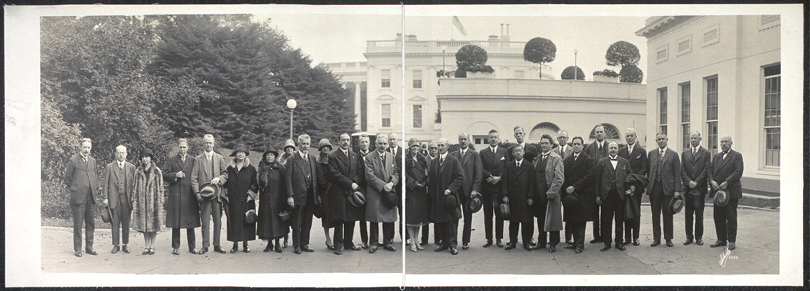 [Foreign & other delegates, 50th anniv., A.L.A.]