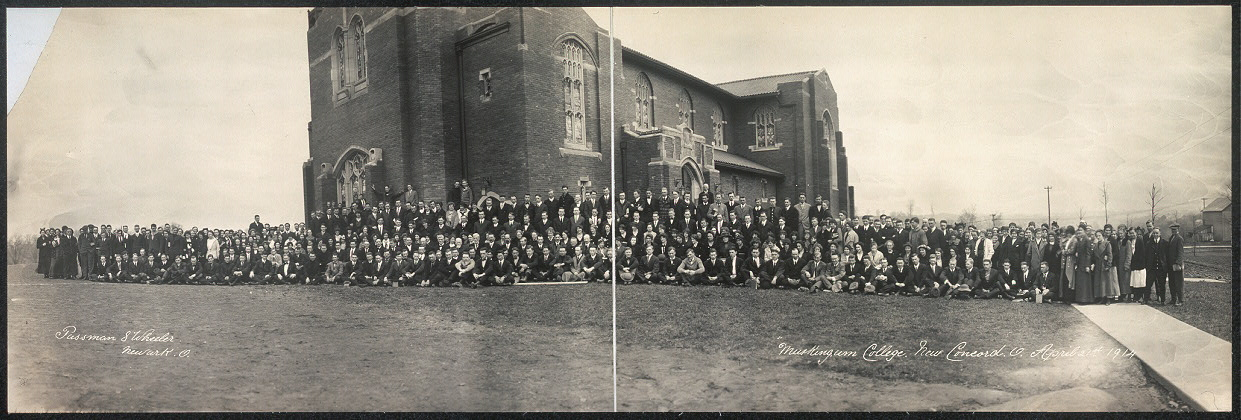 Muskingum College, New Concord, O., April 21st, 1914