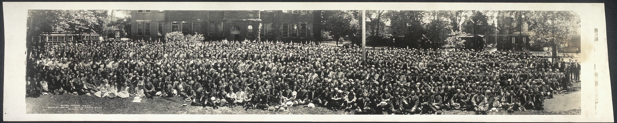 Sixteenth Head Camp, M.W. of A., Buffalo, N.Y., June, 1911