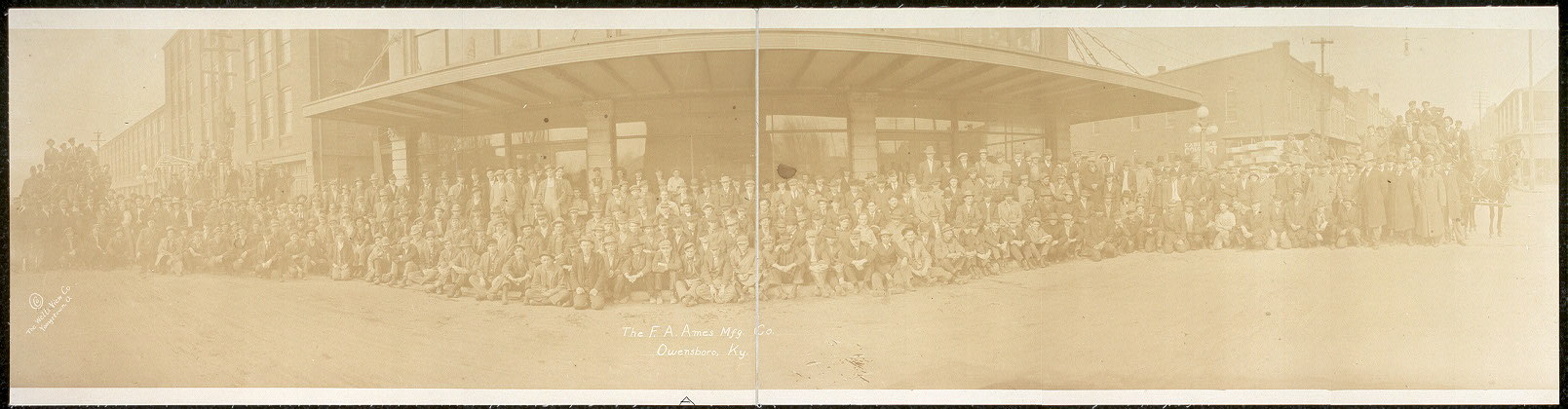 The F.A. Ames Mfg. Co., Owensboro, Ky.