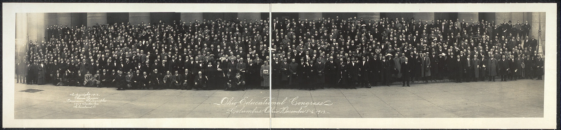Ohio Educational Congress, Columbus, Ohio, December 5-6, 1913