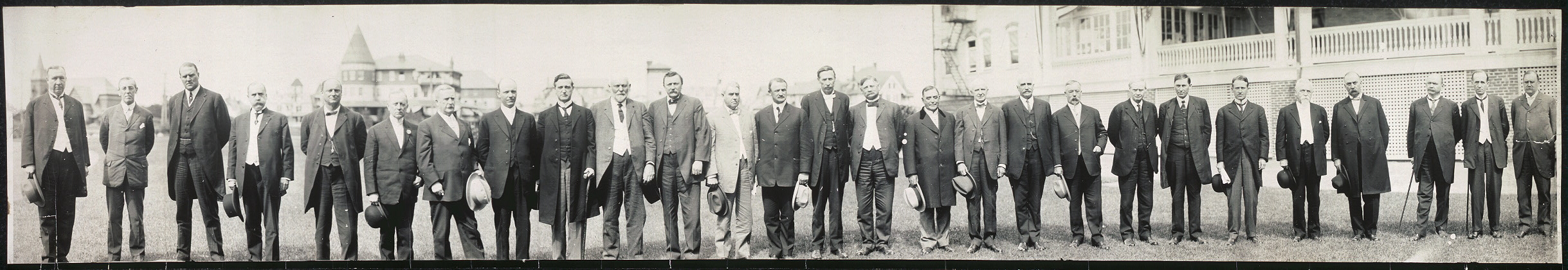 [Governors at Spring Lake, N.J.]