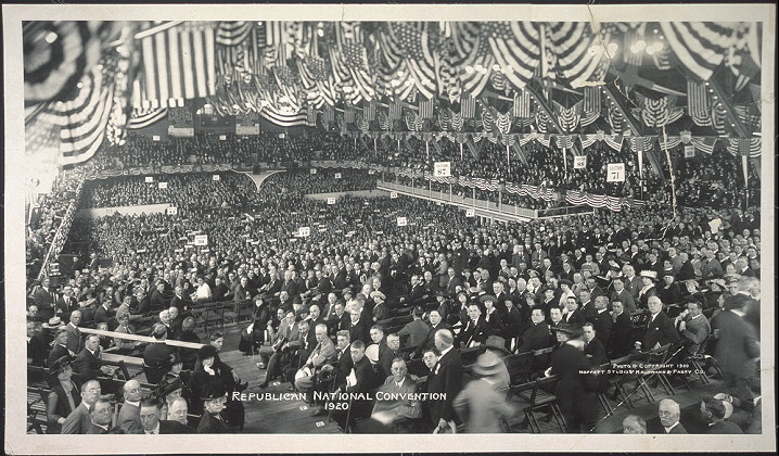 Republican National Convention, 1920