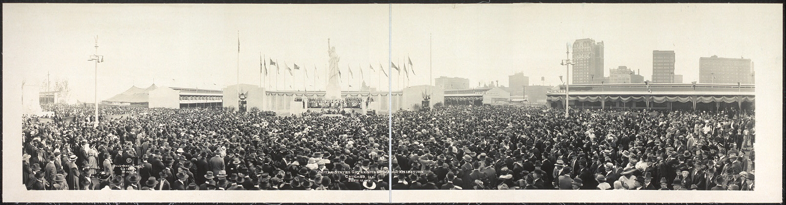 United States Government War Exhibition, Chicago, Ill., Sept. 15, 1918