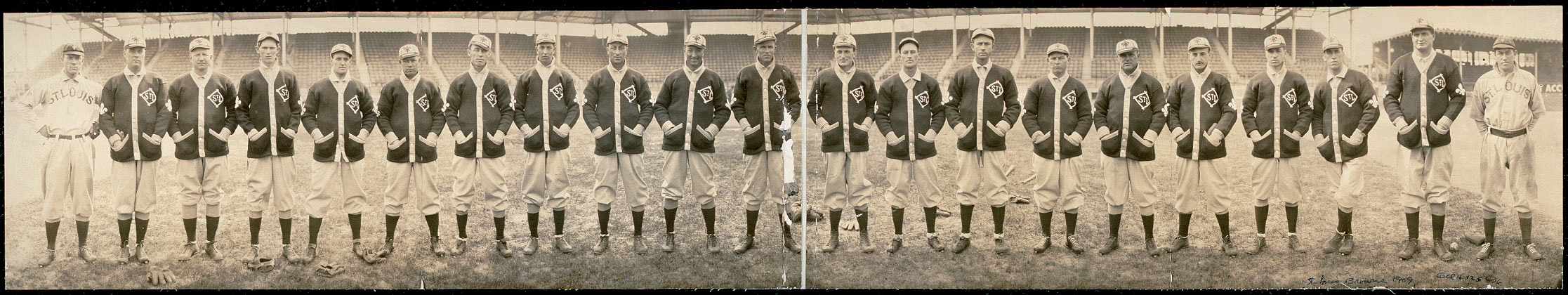 [St. Louis Browns of 1909]