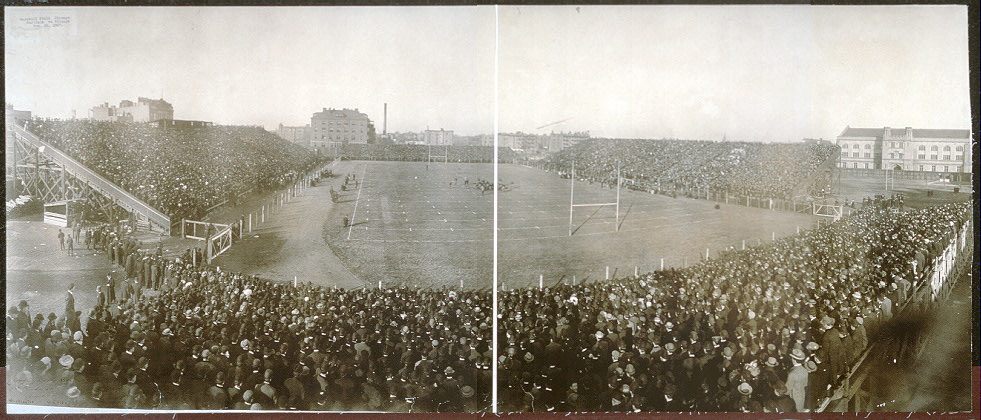 Marshall Field, Chicago, Carlisle vs. Chicago, Nov. 23, 1907