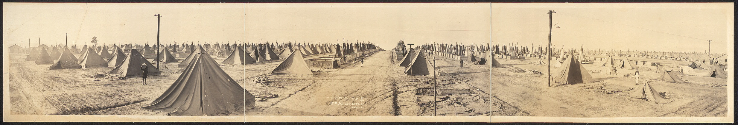 123rd Inf., Camp Wheeler, Macon, Ga.