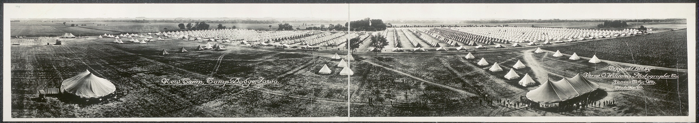 New Camp, Camp Dodge, Iowa