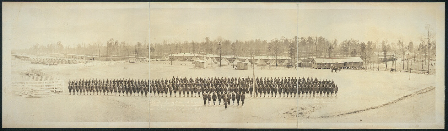 310 Auxiliary Remount Depot, Major Hayden W. Wagner, commanding, Camp Sevier, S.C., March 16th, 1918