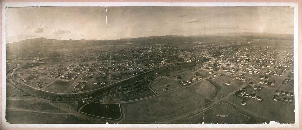 [View of Reno, Nevada]