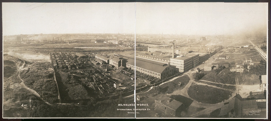 Milwaukee Works, International Harvester Co., Chicago, Ill.