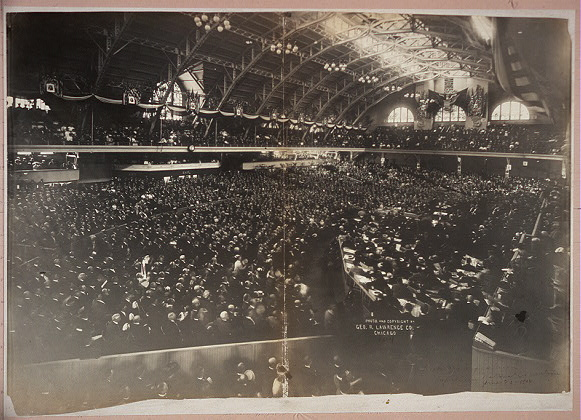 Root's opening speech, Republican National Convention, June 21, 1904