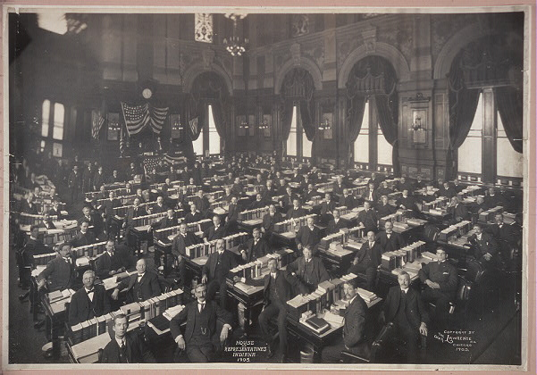 House of Representatives, Indiana, 1905