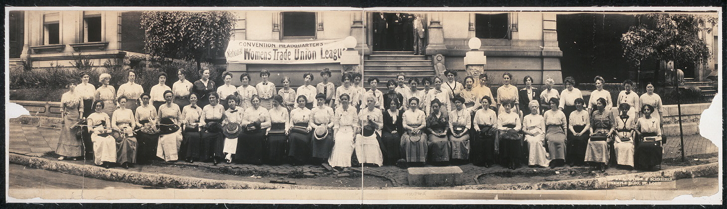 NWTUL Convention, St. Louis, 1913