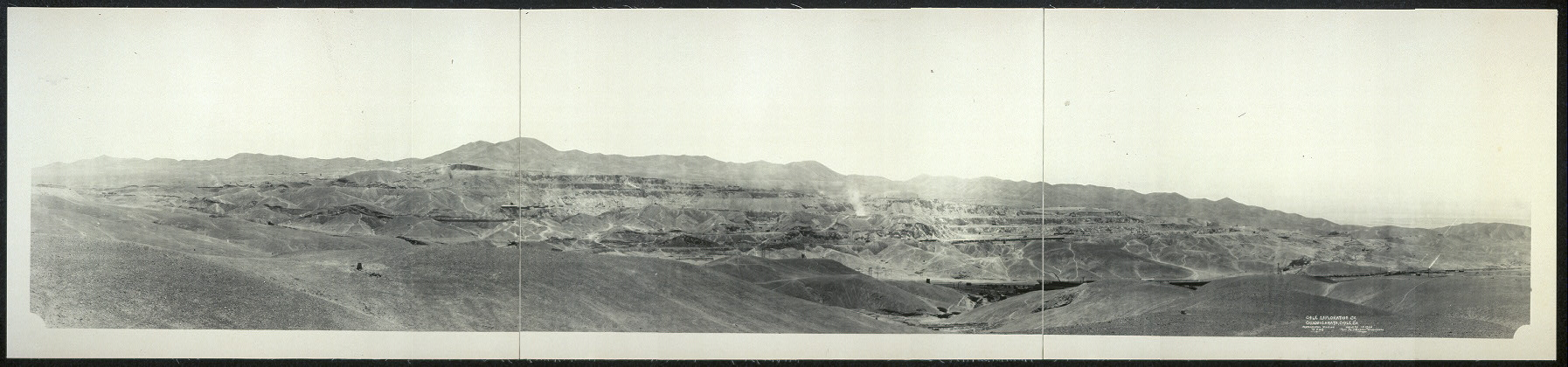 Chile Exploration Co., Chuquicamata, Chile, S.A.