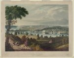 City of Washington from beyond the Navy Yard (1833?)