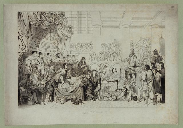 Trial of Ld Wm Russell 1683