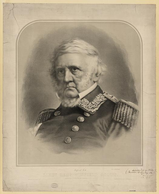 Lieut. Genl. Winfield Scott
