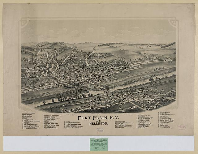Fort Plain, N.Y. and Nelliston