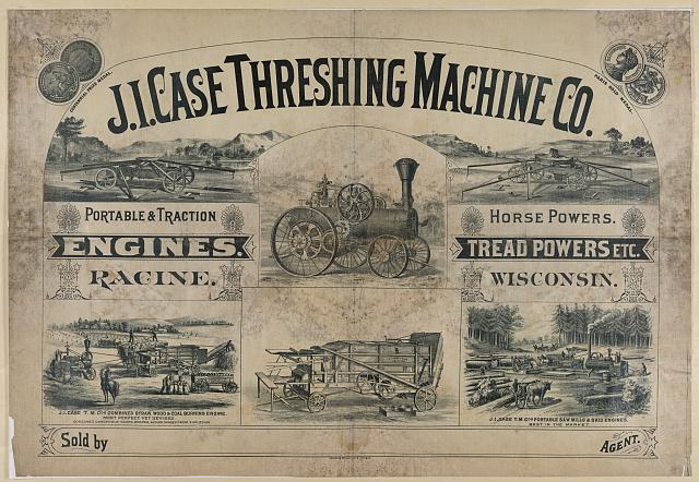 J.I. Case Threshing Machine Co.