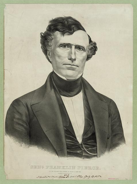 Genl. Franklin Pierce