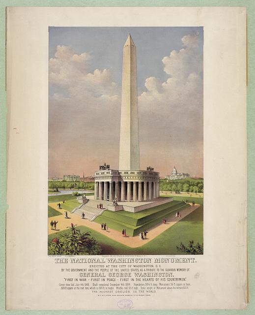 The National Washington Monument