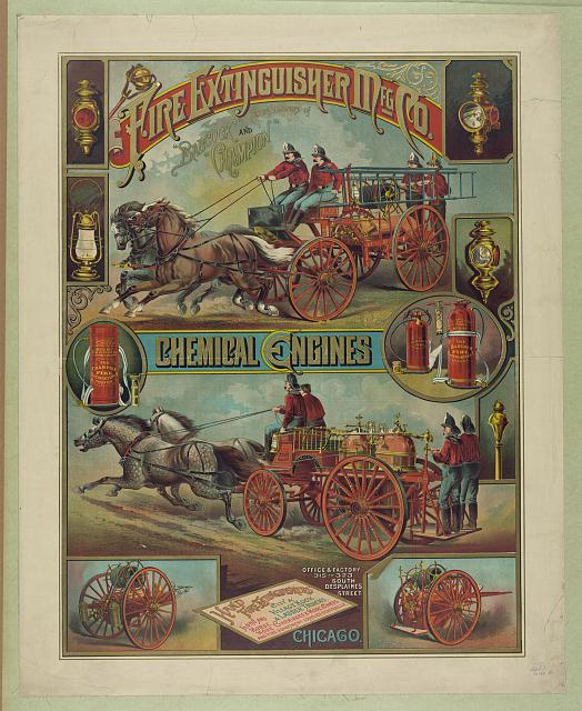 Fire extinguisher mfg co.