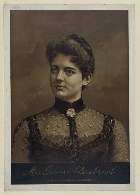 Mrs. Grover Cleveland