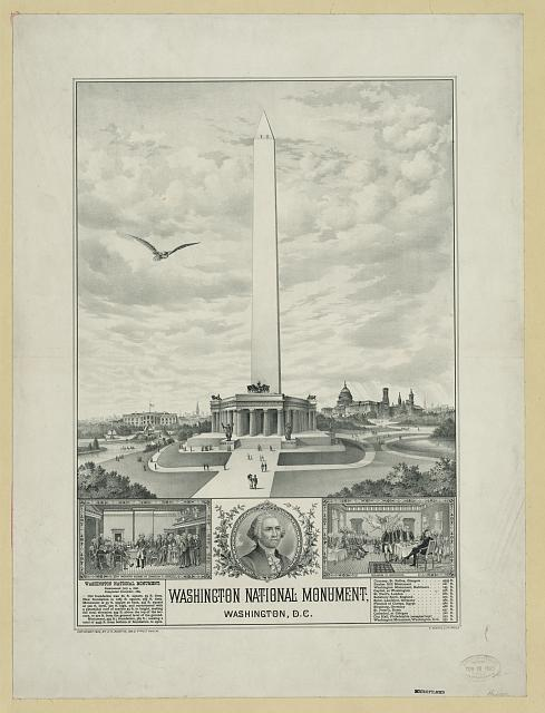 Washington National Mounment, Washington, D.C.