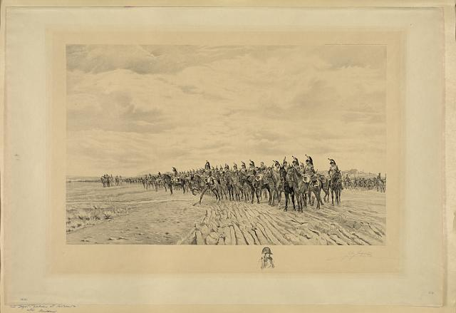 1805 Napoleon at Austerlitz